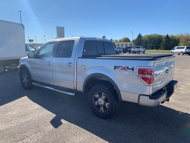 Used 2010 Ford F-150 FX4 with VIN 1FTFW1EV3AFC85228 for sale in Albert Lea, Minnesota