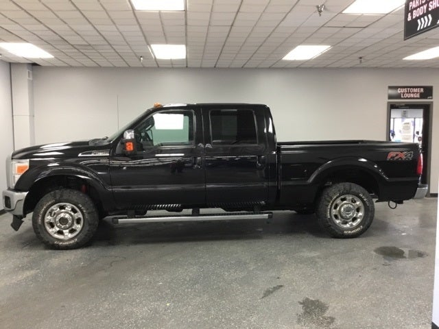 Used 2015 Ford F-250 Super Duty Lariat with VIN 1FT7W2B62FEC02117 for sale in Albert Lea, Minnesota
